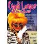 Dvd Cyndi Lauper - Live In Paris - Orig Novo - Leg. Portuguê