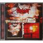 Slipknot Cd Importado Usado Subliminal Verses + Duality