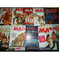 Mad In Brasil Nº42 - Editora Record - Três Solteirões E !