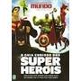 Mundo Estranho O Guia Curioso Dos Super Heróis-rara