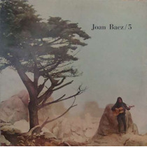 Joan Baez Lp Import. Joan Baez Volume 5 - Stereo