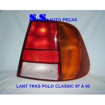 Lanterna Traseira Polo Classic 96 97 98 99 00 2000