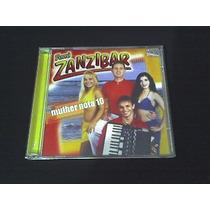 Cd Forró Zanzibar (produto Original)
