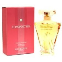 Perfume Champs Elysées Guerlain For Women 75ml Edp