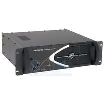 Amplificador De Potência Profissional Pro4000 - 1000 Wrms