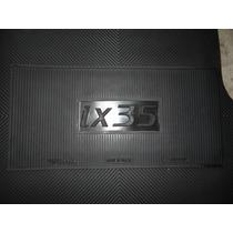 Tapete Do Porta Malas Ix 35 Hyundai