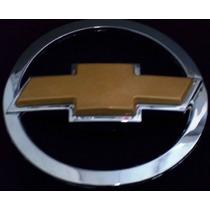 Emblema Dourado C Borda Cromada Grade Corsa Hatch 02/.....