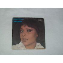 Compacto Vinil Eliana Pittman - Carapeba - Rca Victor - 1976