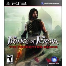 Jogo Prince Of Persia The Forgetten Sands Ps3 Pronta Entrega