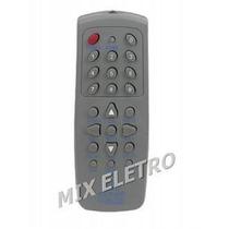 Controle Remoto Receptor De Parabólica Telsat Ts2000