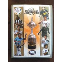 Coleção Album Cards Libertadores 2013 Completa
