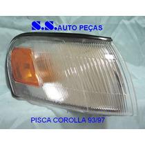 Pisca Lanterna Dianteira Sinaleira Corolla 93 94 95 96 97