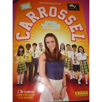 Álbum Figurinhas Carrossel 2012 O Maior Sucesso Da Tv!!!