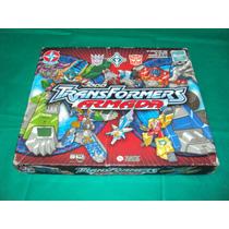 Brinquedo Antigo, Jogo Transformers Armada Da Estrela.