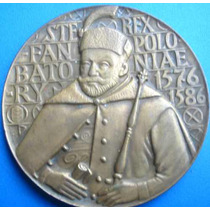 Medalha -comemorativa Turismo Da Polonia-estojo
