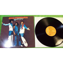 Lp The Hues Corporation Rockin Soul - Importado Ed. Original