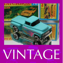 1991 Hotwheels Vintage ! Ford Pickup Caixa Matchbox Custom