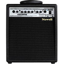 Amplificador De Guitarra Multi Timbral Newell Mp3 Grx500