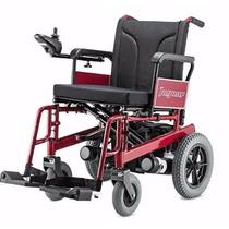 Cadeira De Roda Motorizada Jaguar Baxmann