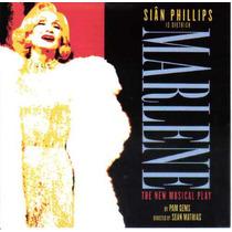 Marlene Is Dietrich/the New Musical Play-em Cd Europeu-raro