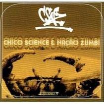 Chico Science & Nação Zumbi - Duplo. (lacrado)