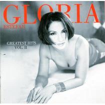 Cd Gloria Estefan * Greatest Hits * Vol.ii