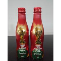 Garrafas Decorativas Coca-cola - Tour Da Taça
