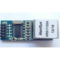Modulo De Rede Ethernet Enc28j60 - Arduino,pic Avr,atc...