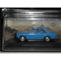 Miniatura- Chevrolet Chevette (1974) - Carros Inesquecíveis