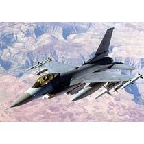 Planta Do Lockheed Martin F-16 Fighting Falcon Gigante Giant