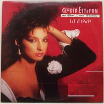 Gloria Estefan And Miami Sound Machine Lp Let It Loose