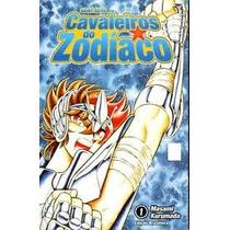 Mangá - Cavaleiros Do Zodíaco Nº 01