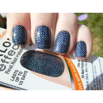 Sally Hansen Salon Effects Adesivos P/ Unhas Skinny Jeans