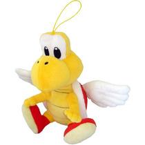 Pelúcia Super Mário Bros Koopa Troopa Licenciado Nintendo