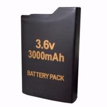 Bateria Recarregavel 3.6v 3600mah Sony Psp 2000 3000 Lithium