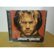Cd Coração De Cavaleiro - Trilha Sonora Original Do Filme