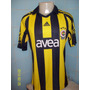 Camisa No Fenerbahce Turquia Alex N#10