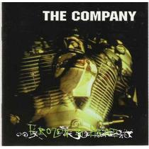 The Company Frozen By Heat (e+) Cd Import Thrash**