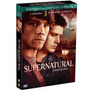 Box Supernatural: 3ª Temporada (5 Dvds) Original E Lacrado