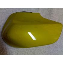 Capa De Amortecedor Da Moto Honda Biz100cc,l/direit. Amarela