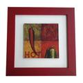 Quadro De Vidro Decorativo Hot Pimenta