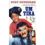 Vhs - Um Tira E Meio - Burt Reynolds, Ray Sharkey