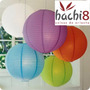 10 Luminárias Japonesa Chinesa Oriental Enfeite Festa Hachi8