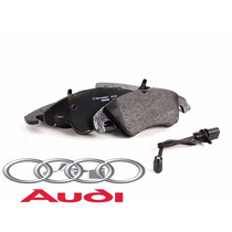 Pastilha Diant.c/sensor Audi A5 2.0 Tfsi 2009-2010 Original