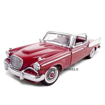 Studebaker Golden Hamk 1958 Signature 1/18 Gm Ford Antigo