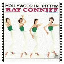 Ray Conniff - Lp Hollywood En Ritmo - Argentina (1958)