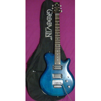 Guitarra Music Man Floyd Rose Groovin Seattle + Bag Groovin