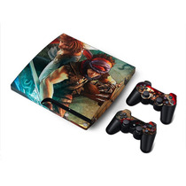 Capa Playstation 3 Ps3 Pelicula Skin Prince Of Persia