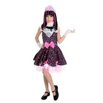 Fantasia Monster High Draculaura Festa 1600 Anos