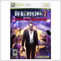 Dead Rising 2 Off The Record - Xbox 360 - Novo Lacrado